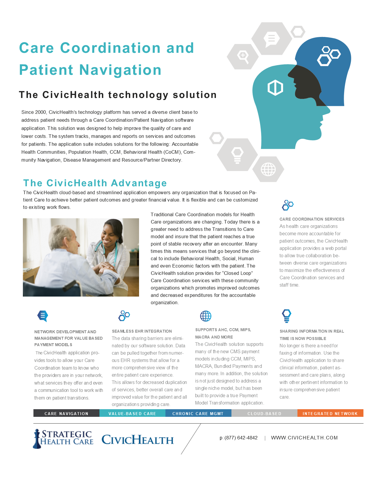 Care coordination and patient navigation CH
